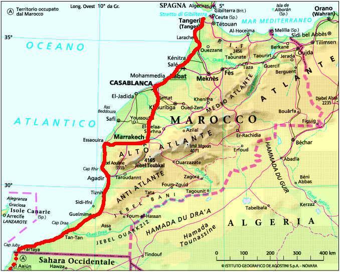 Spagna E Canarie Cartina.Le Isole Canarie Sono State Un Po In Sonno Nello Scambio Commerciale Con Il Marocco